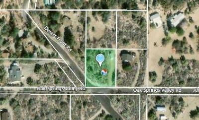 Pinon Hills Residential Lots & Land For Sale: Desert Front Road