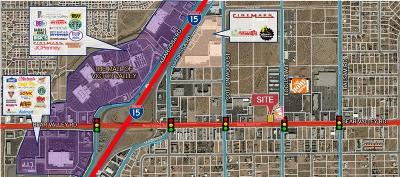 Victorville CA Commercial Lots & Land For Sale: $7,500