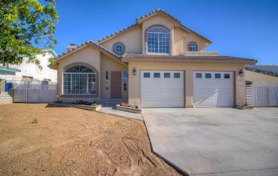 Helendale Single Family Home For Sale: 13955 Topmast Drive