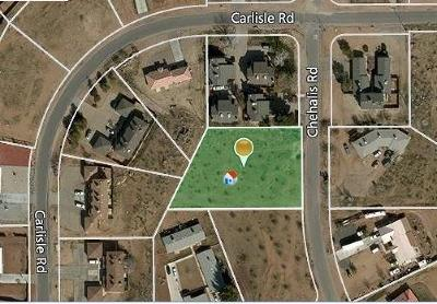 Apple Valley CA Residential Lots & Land For Sale: $31,500