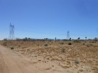 Victorville CA Residential Lots & Land For Sale: $65,000