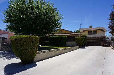 Barstow Single Family Home For Sale: 500 McBroom Avenue