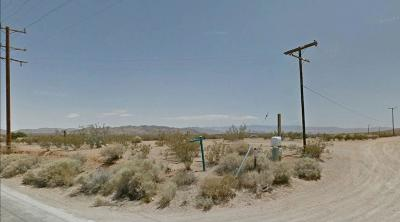 Apple Valley CA Residential Lots & Land For Sale: $171,000