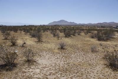 Apple Valley CA Residential Lots & Land For Sale: $64,000