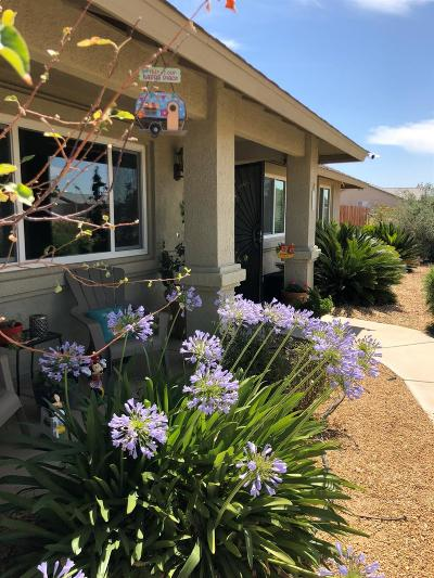 Hesperia Single Family Home For Sale: 16463 Eucalyptus Street