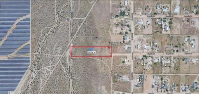 Victorville CA Residential Lots & Land For Sale: $39,000