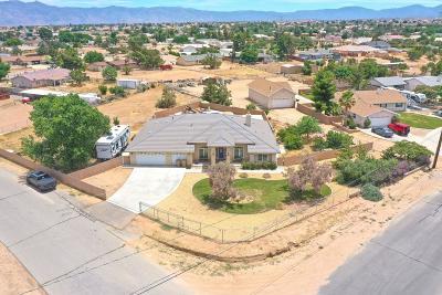 Hesperia Single Family Home For Sale: 7491 Oakwood Avenue