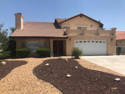 Victorville Single Family Home For Sale: 14080 Driftwood Drive