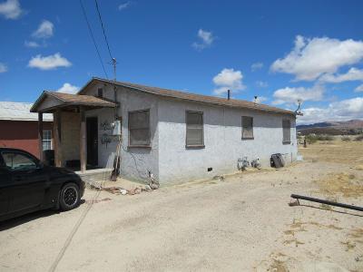Barstow Single Family Home For Sale: 113 Crooks Avenue