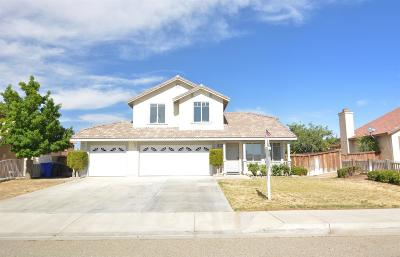 Adelanto Single Family Home For Sale: 15131 Desert Street