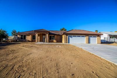 Hesperia Single Family Home For Sale: 13985 Pine Street