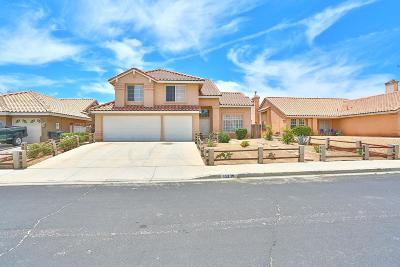 Victorville Single Family Home For Sale: 13239 Country Court