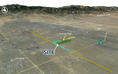 Pinon Hills Residential Lots & Land For Sale: Beekley Road
