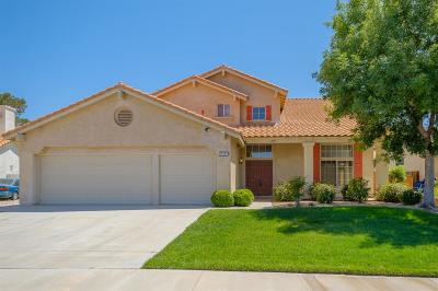Victorville Single Family Home For Sale: 12481 Kokomo Way