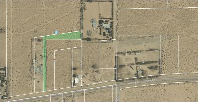 Barstow Residential Lots & Land For Sale: Yermo Road #Yermo