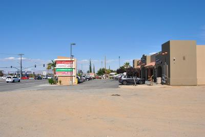 Hesperia Commercial Lots & Land For Sale: 14831 Main Street