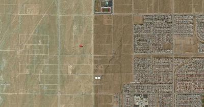 Adelanto CA Residential Lots & Land For Sale: $39,000