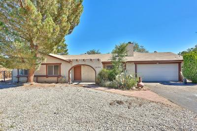 Hesperia Single Family Home For Sale: 18090 Yucca Street