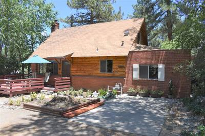 Wrightwood Single Family Home For Sale: 5487 Heath Creek Drive