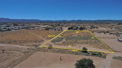 Hesperia CA Residential Lots & Land For Sale: $93,000