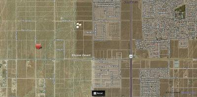 Victorville CA Commercial Lots & Land For Sale: $950,000