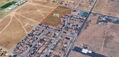 Apple Valley CA Residential Lots & Land For Sale: $559,000