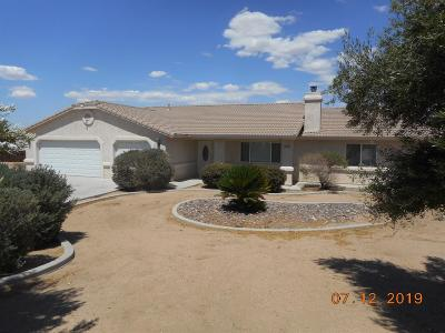 Hesperia Single Family Home For Sale: 7875 Corona Avenue