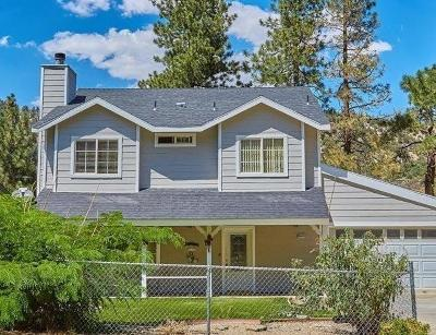 Wrightwood Single Family Home For Sale: 26659 Swallowhill Drive