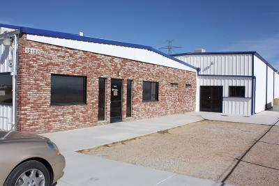 Adelanto Commercial For Sale: 12130 Rancho Road