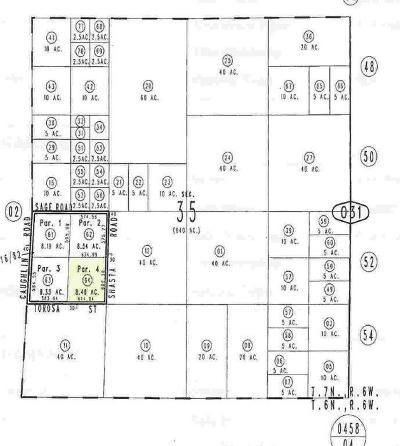 Adelanto Residential Lots & Land For Sale: Shasta Road