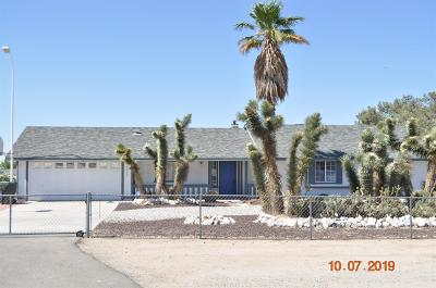 Victorville Single Family Home For Sale: 16408 Comanche Street