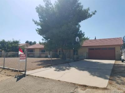 Hesperia Single Family Home For Sale: 7684 Newhall Avenue
