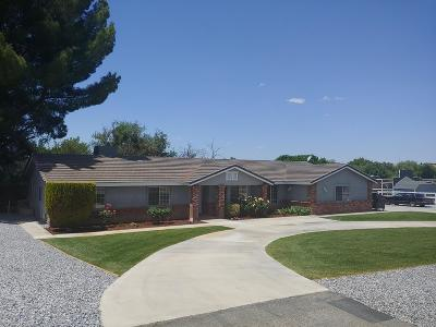 Apple Valley Single Family Home For Sale: 15222 Riverside Drive