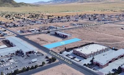 Apple Valley CA Commercial Lots & Land For Sale: $125,000