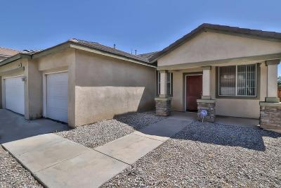 Hesperia Single Family Home For Sale: 8967 Gentian Avenue