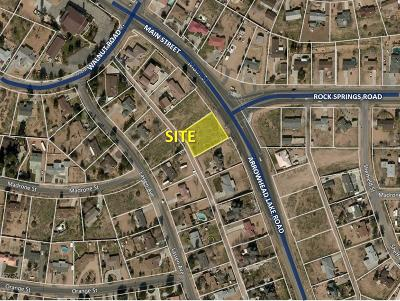 Hesperia CA Residential Lots & Land For Sale: $47,500