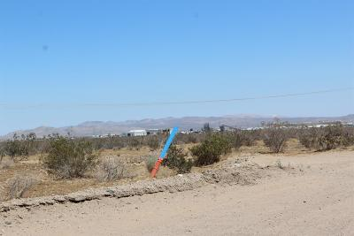 Adelanto Residential Lots & Land For Sale: Mojave Drive