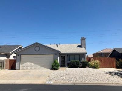 Hesperia Single Family Home For Sale: 14214 Rosewood Drive