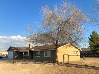 Hesperia Single Family Home For Sale: 14771 Live Oak Street