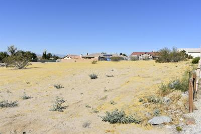 Helendale CA Residential Lots & Land For Sale: $8,000