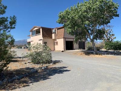 Phelan CA Single Family Home For Sale: $185,000