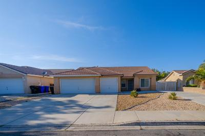 Victorville Single Family Home For Sale: 13270 Claremont Avenue