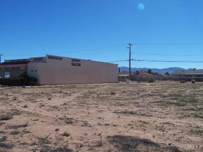 Apple Valley Commercial Lots & Land For Sale: Hwy 18 Highway