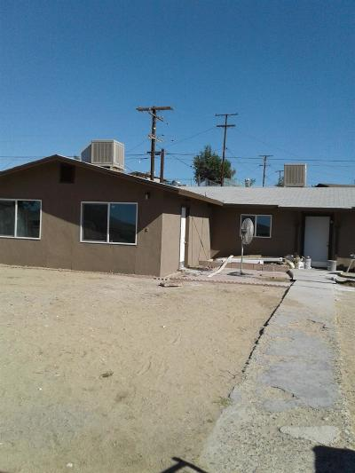 Barstow Single Family Home For Sale: 2586 W Main Street