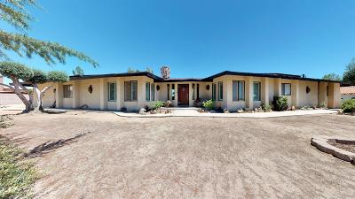 Apple Valley CA Single Family Home For Sale: $425,000