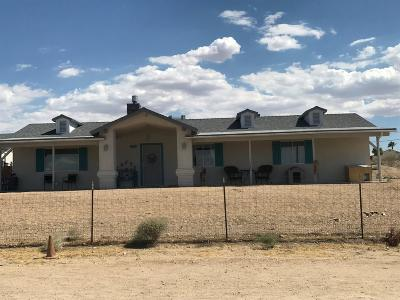 Barstow Single Family Home For Sale: 27323 Panamint Road