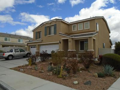 Victorville Single Family Home For Sale: 15693 Desert Willow Street