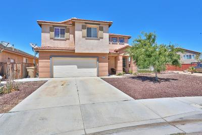 Hesperia Single Family Home For Sale: 9375 Agave Drive