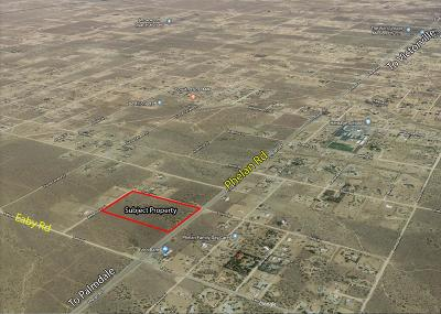 Phelan CA Commercial Lots & Land For Sale: $278,780