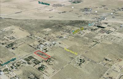 Lucerne Valley CA Residential Lots & Land For Sale: $121,530